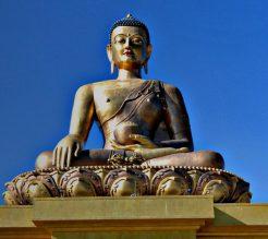 Bhutan Buddha Dorenma Satue