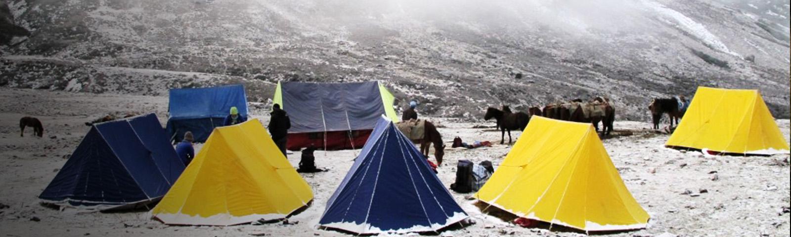 Bhutan Dagala Thousand Lakes Trek