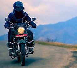 Bhutan Motorbike Tour