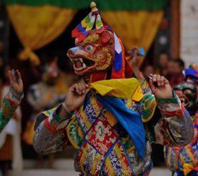 Bhutan Festivals Tours