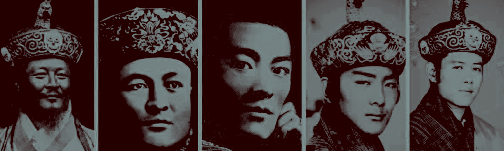 Kings of Bhutan
