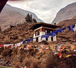 Climatic Conditions In Bhutan