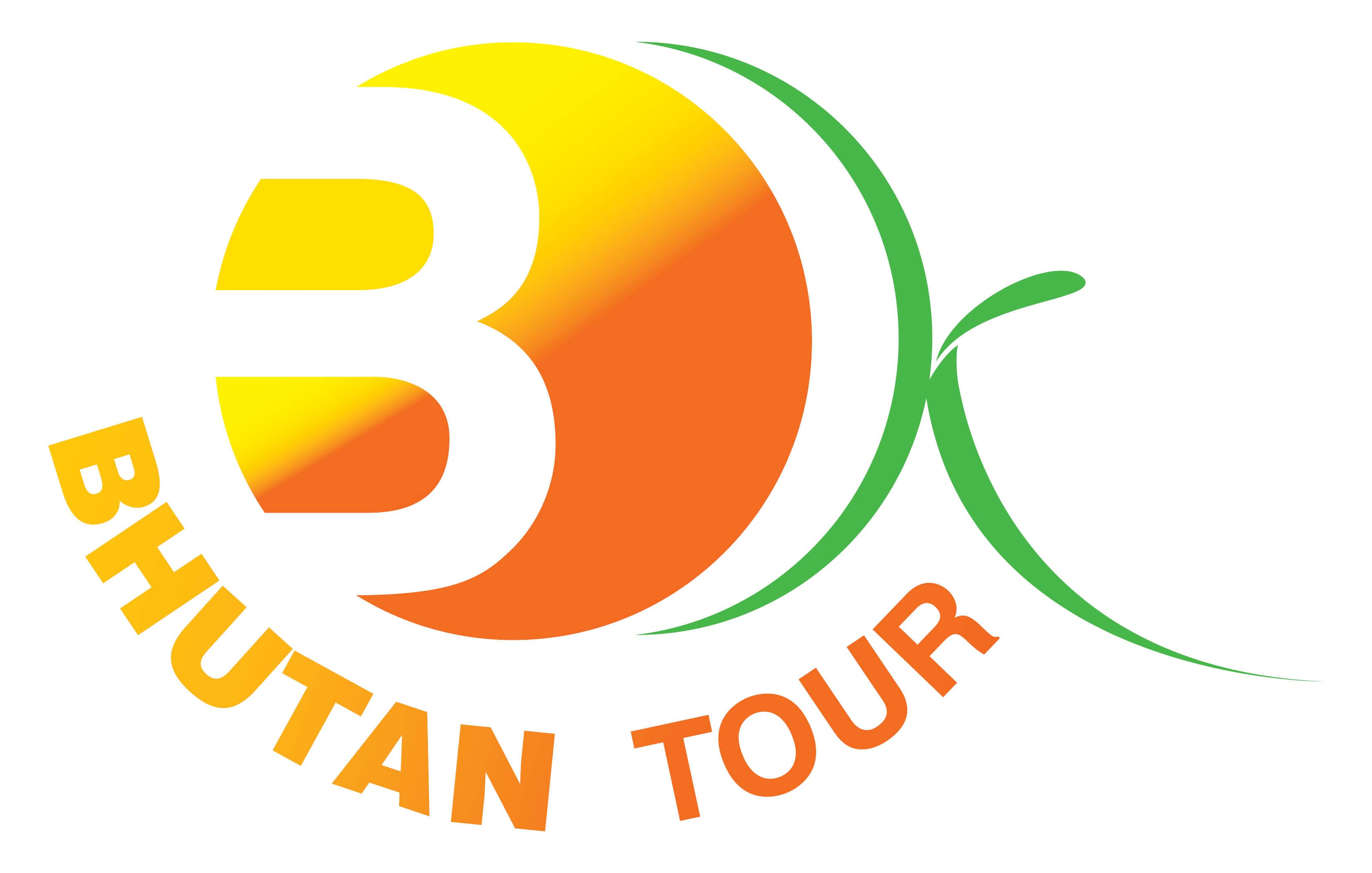 Book bhutan tour logo