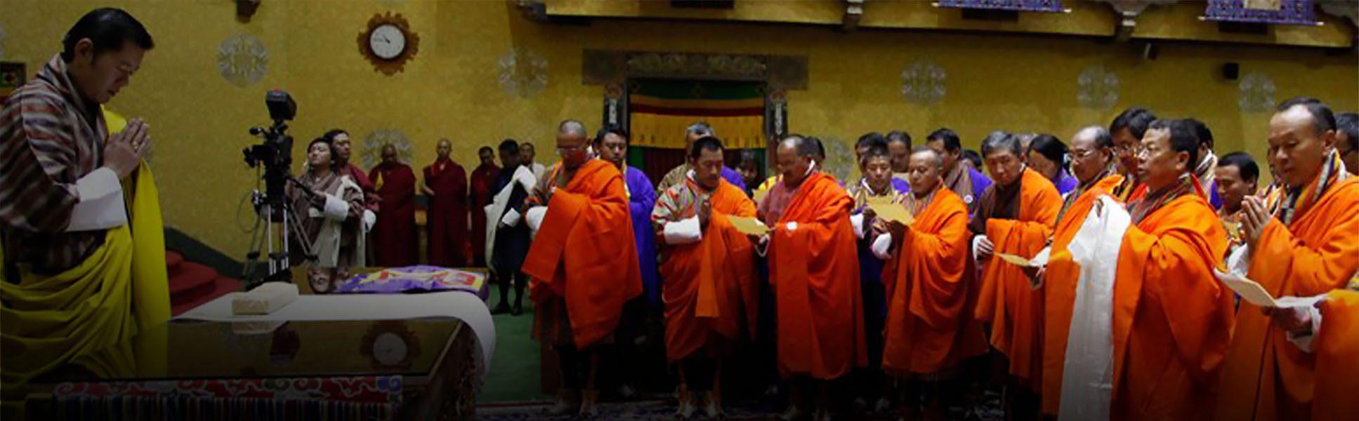 The Constitution of Bhutan