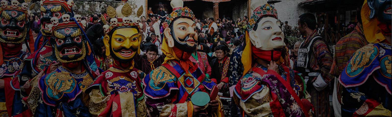 Bumthang Jambay Lhakhang Festival