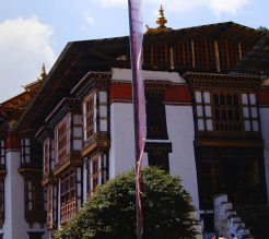 Bumthang Kurjey Lhakhang Monastery