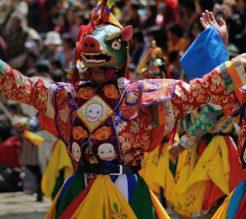 Paro Bhutan Festival Tour