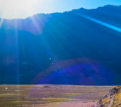 Bhutan Phobjikha Valley