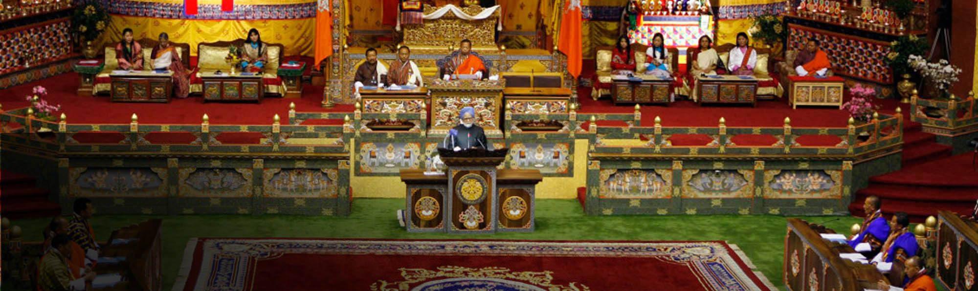 Political system of Bhutan