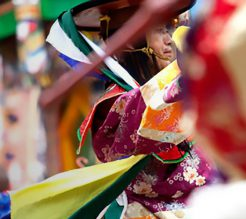 Bhutan Punakha Festival