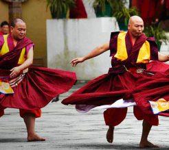 Punakha Bhutan Festival Tour