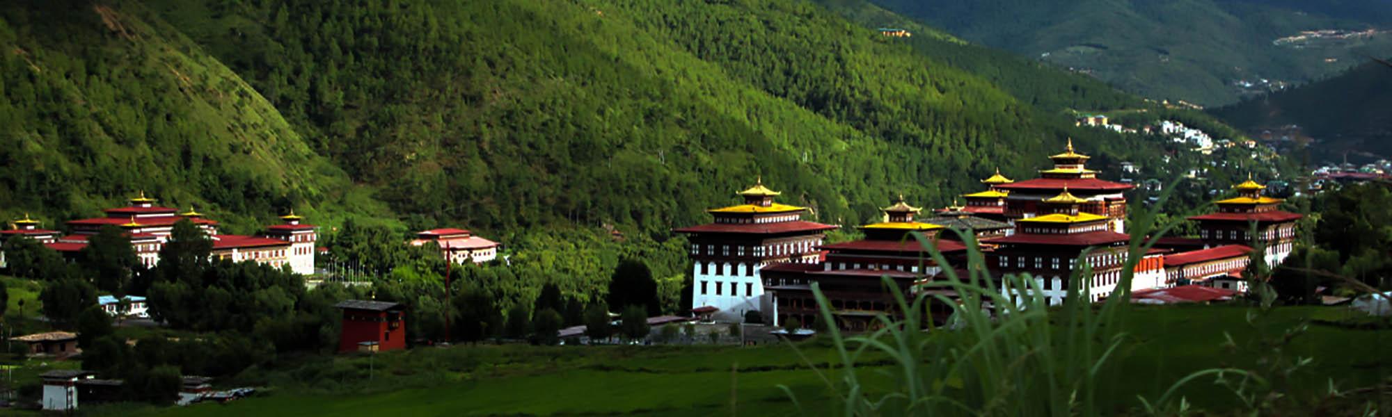 Environment to Bhutan