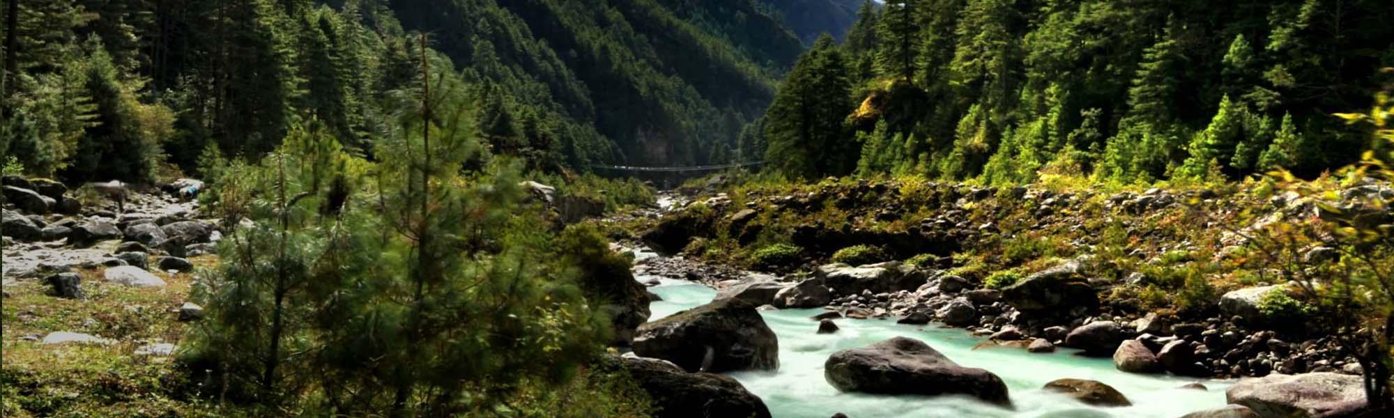 The Bhutan Himalayan Valley