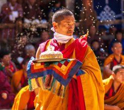 Punakha Festival Tshechu
