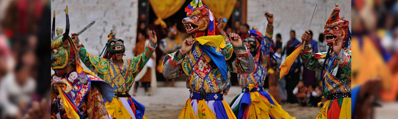Paro Bhutan Festival