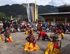 Bhutan Naked Festival